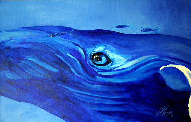 Eye o the whale - Lynne Bedbrook
